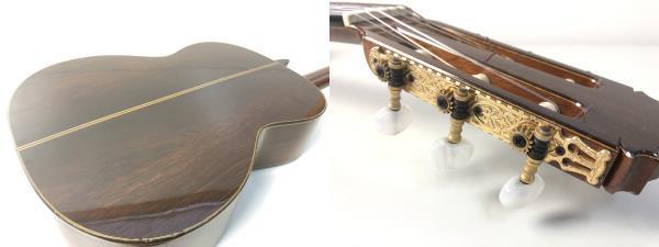 ■KOHNO MASARU LUTHIER PROFESSIONAL-J クラシックギター 1992■I-285_画像6