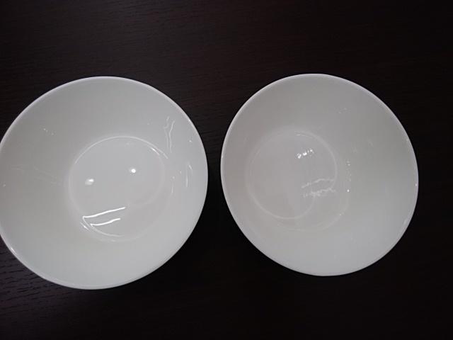 TIFFANY ティファニー 食器 ブルーボックス ボウル ペア 【未使用品】_画像4