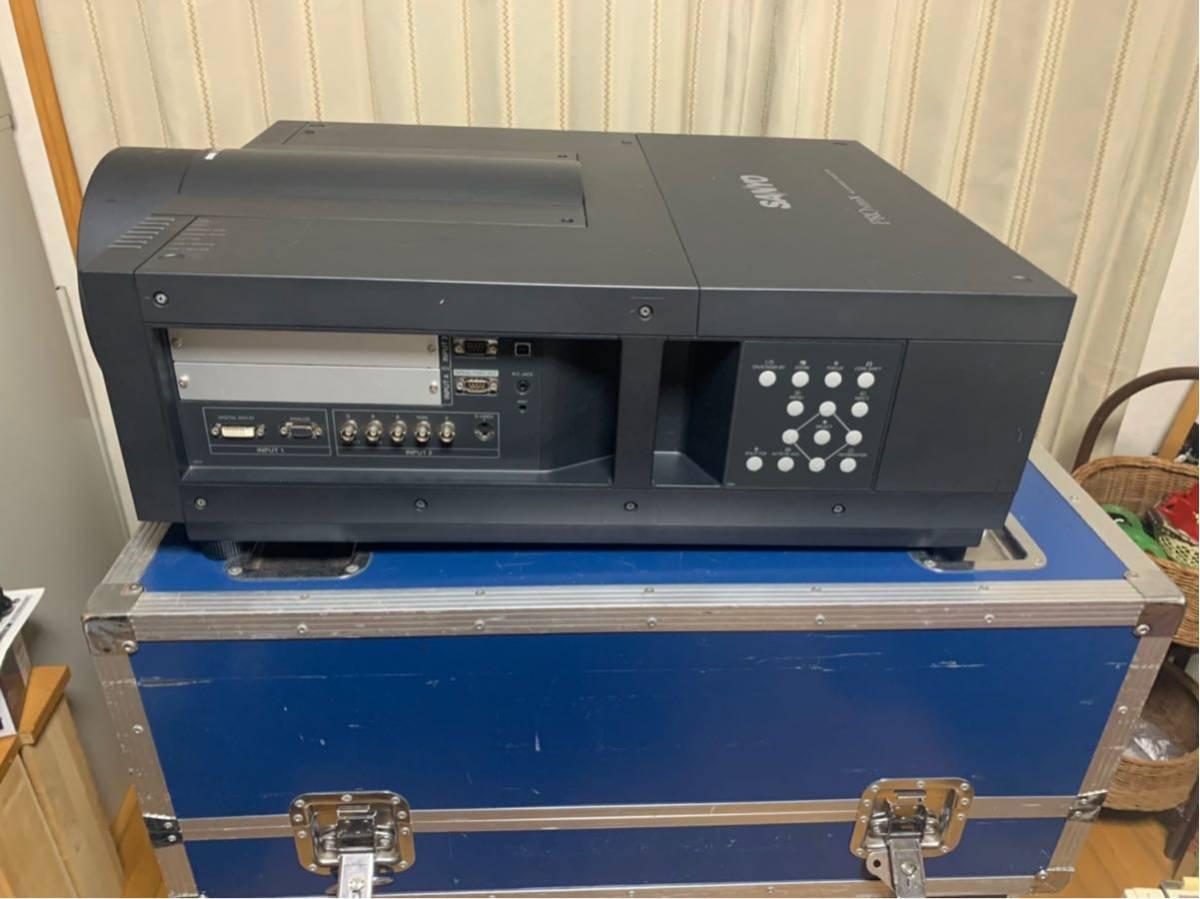 9000ルーメン プロジェクター SANYO LP-XF70 固定単焦点レンズ付き_画像2