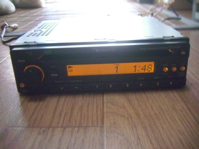 ナカミチ CD400 CD-400 OHチューニング済み 保証付き