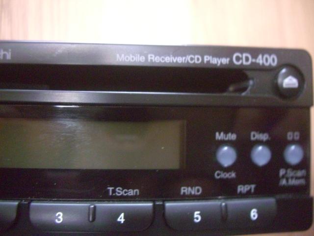 ナカミチ CD400 CD-400 OHチューニング済み 保証付き_画像2