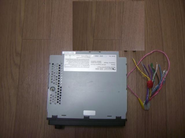 ナカミチ CD400 CD-400 OHチューニング済み 保証付き_画像3