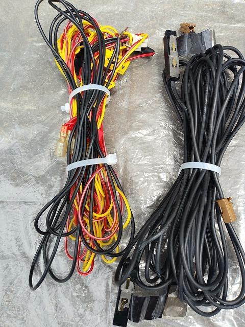 carrozzeria カロッツェリア 地デジチューナー GEX-P07DTV リモコン受光部 CD-SE10 リモコン 中古_画像4