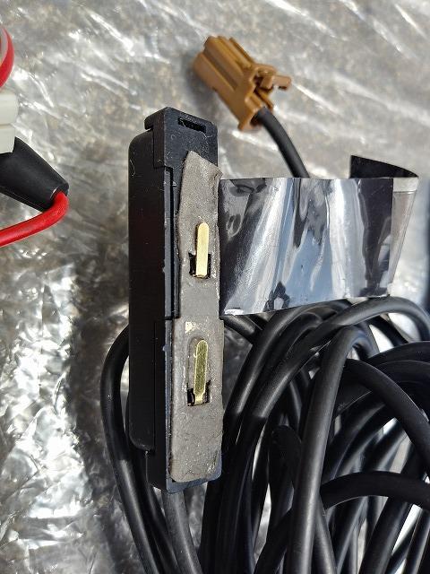 carrozzeria カロッツェリア 地デジチューナー GEX-P07DTV リモコン受光部 CD-SE10 リモコン 中古_画像5