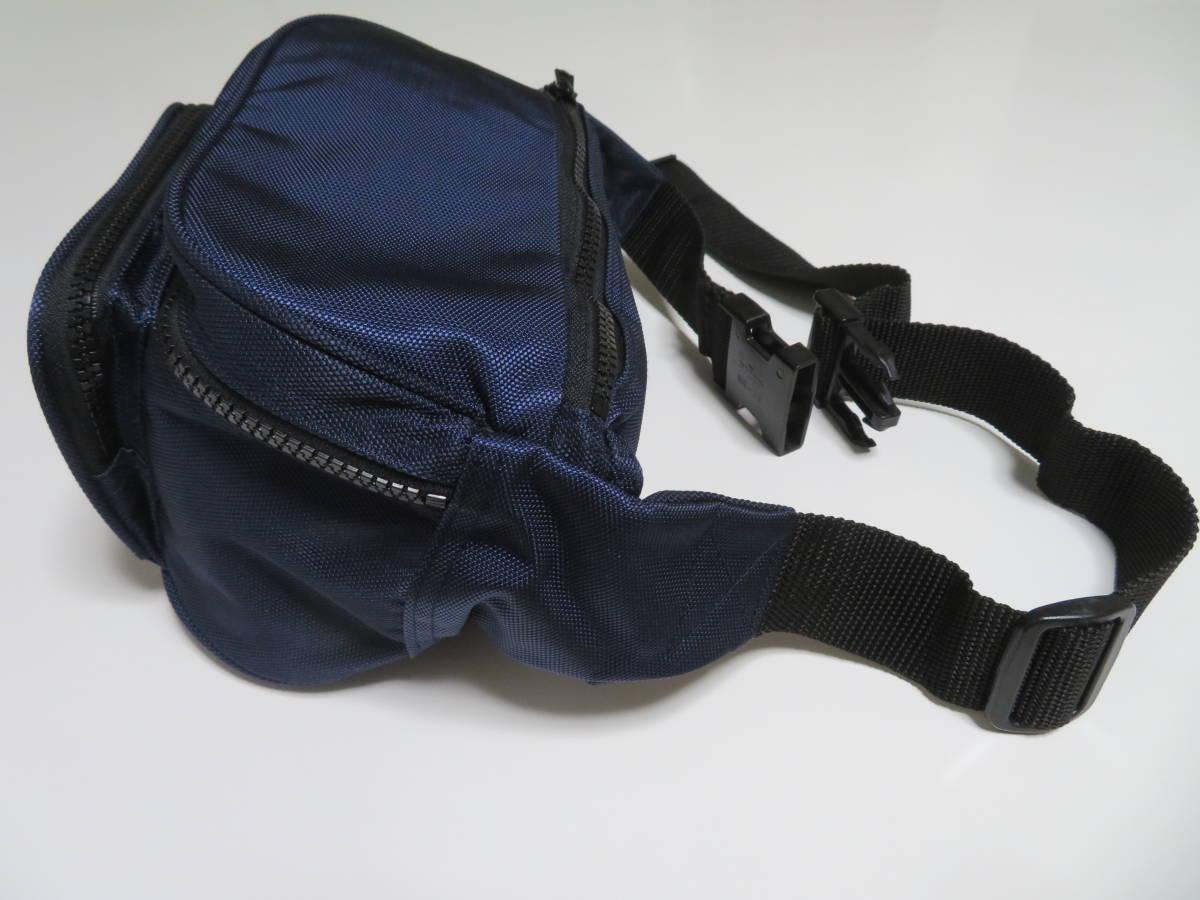 b68e8f993286 エル ELLE PARIS ウエストバッグ ボディ・ショルダーバッグ リュックサック ネイビー色 紺色 鞄 ポーチ