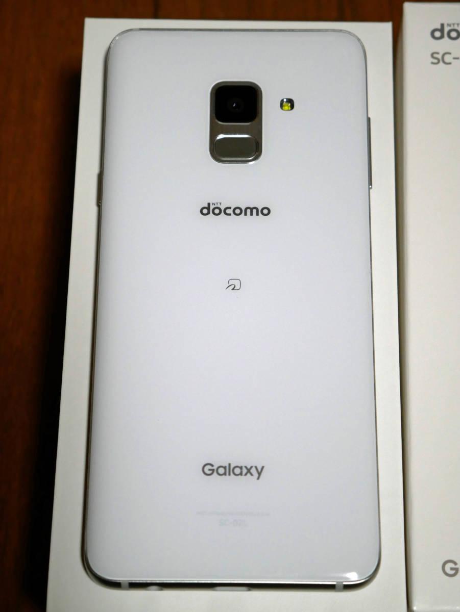 ★新同★ドコモ Galaxy Feel2 SC-02L ホワイト SIMロック解除済み 判定○★_画像3