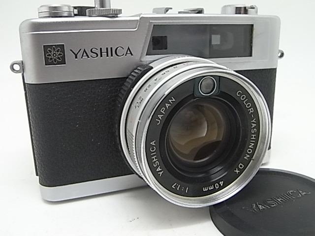 ☆ ヤシカ Yasica エレクトロ 35 GX (分解整備作動個体!)使えるカメラ!☆
