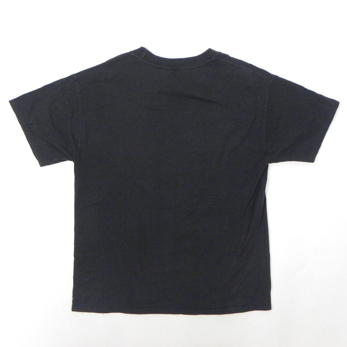 ウォルトディズニーワールド Walt Disney World ネオンミッキーマウス 半袖Tシャツ フロリダ Mサイズ ブラック m0517-24_画像2