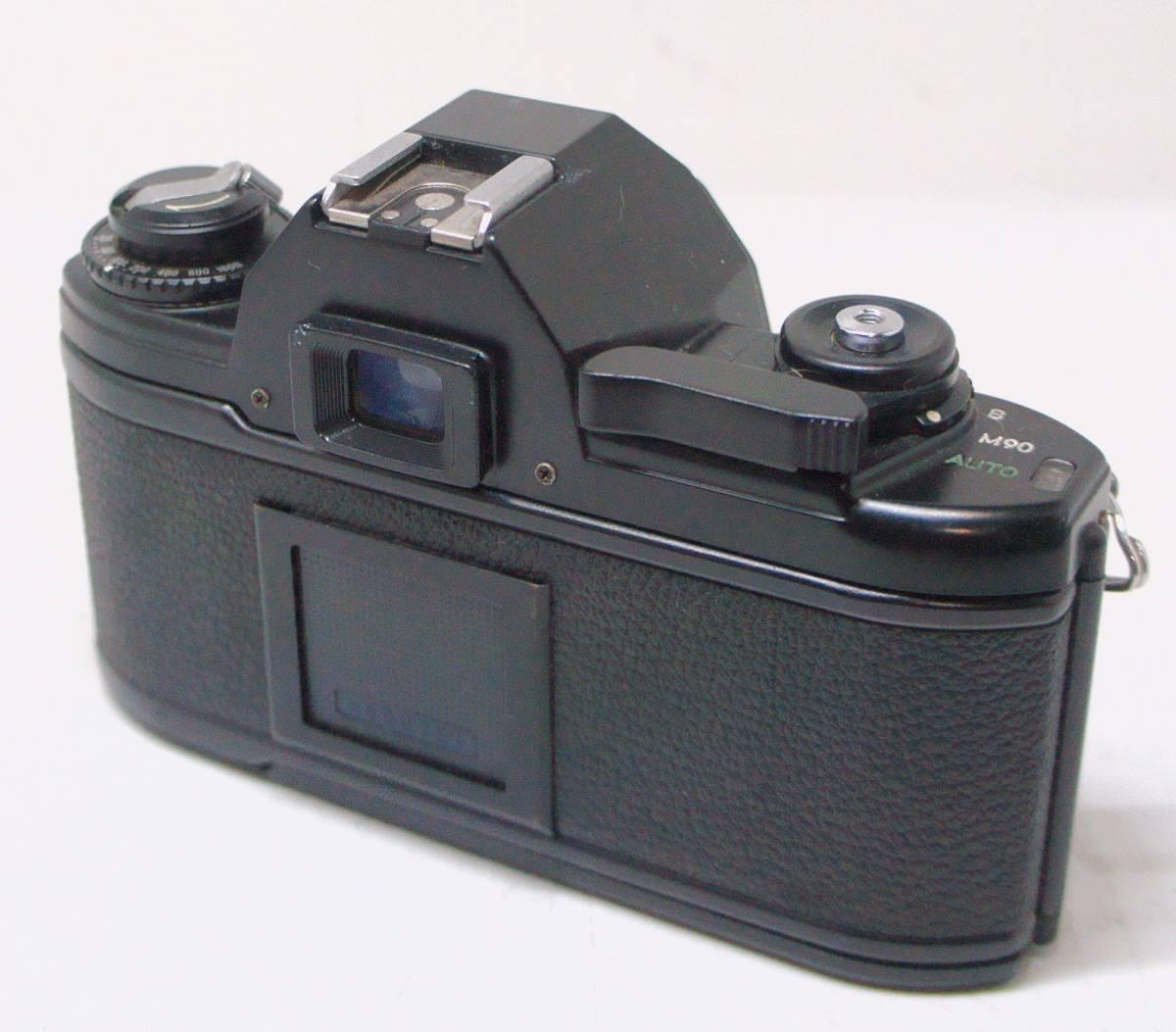 ☆綺麗な外観・送料無料☆ ~フィルムレフ1眼レフカメラ(Fマウント)~ ニコン Nikon EM (A2019D0463)_画像5