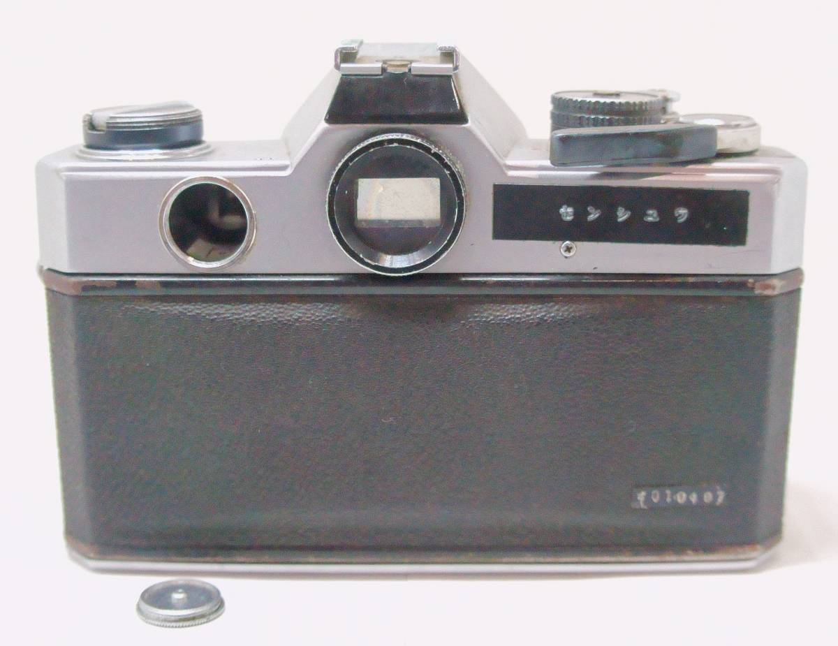 ☆綺麗な外観・送料無料・シャッターOK☆ ~フィルムレフ1眼レフカメラ(M42マウント)~ フジカ FUJICA ST801 (A2019D0476)_画像7