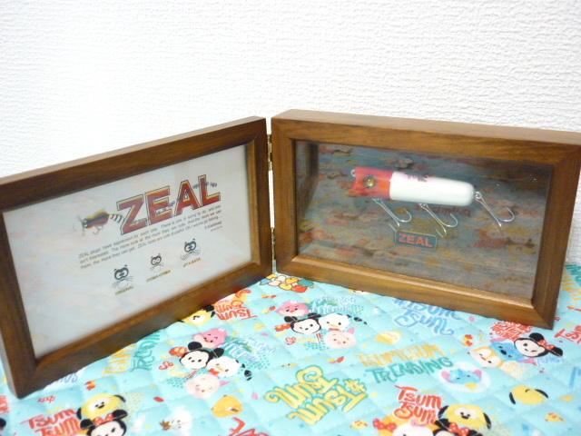 ♪レア ZEAL フォトフレーム アンカニーチャップ寿 オブジェ ウッド ズィール♪