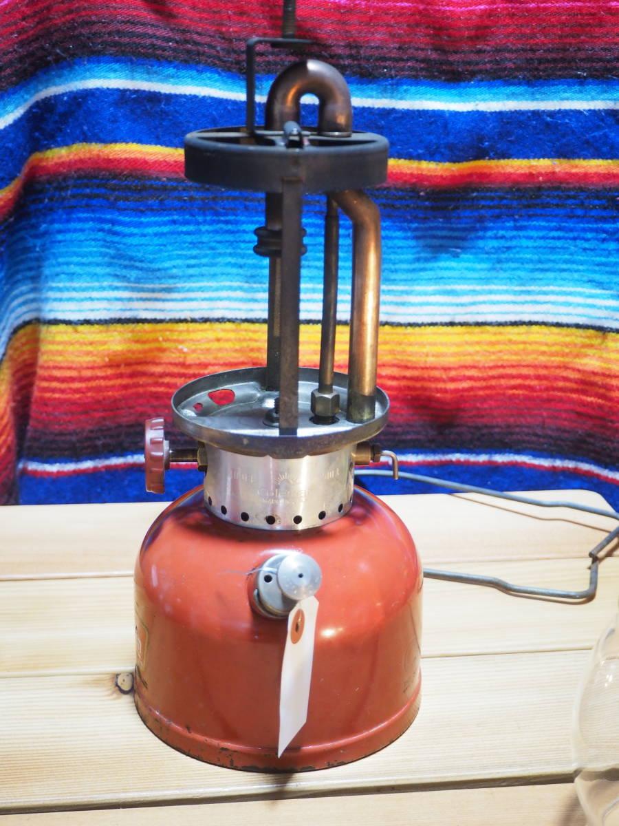 絶好調★1961年2月製 コールマン 200A ランタン (通称イエローライン) すぐ使える実働機です。実機をお見せして燃焼テスト可能。a59_画像6