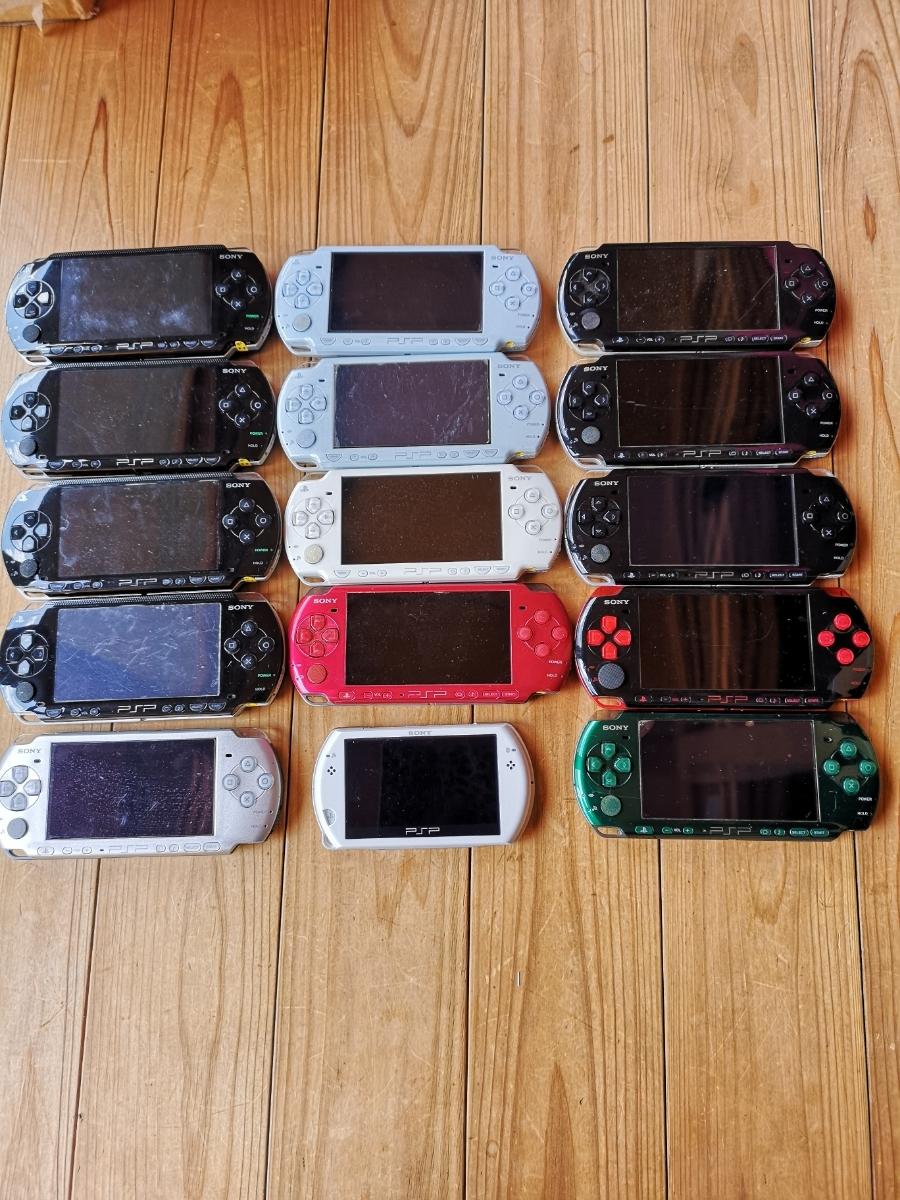 PSP本体のみジャンク