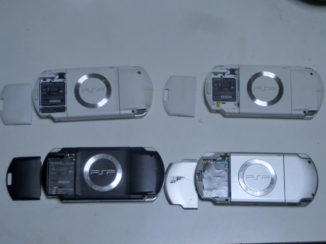 PSP 本体 PSP-3000・2000・1000 9台セット_画像5