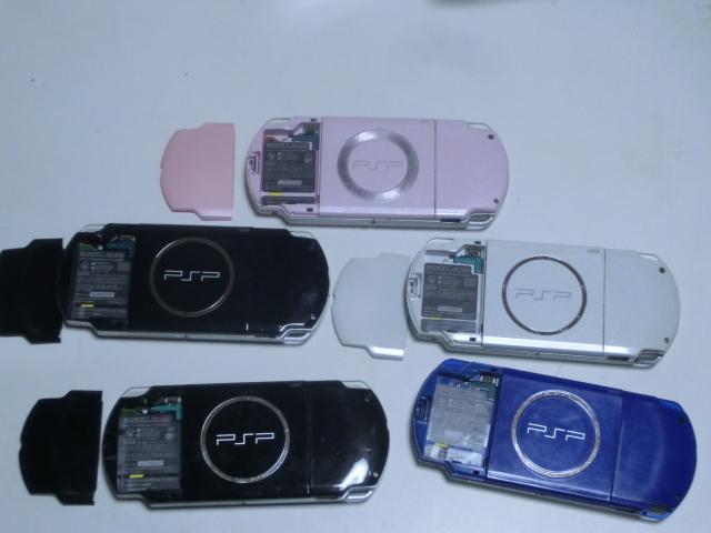 PSP 本体 PSP-3000・2000・1000 9台セット_画像4