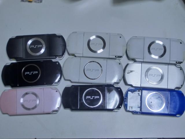 PSP 本体 PSP-3000・2000・1000 9台セット_画像2