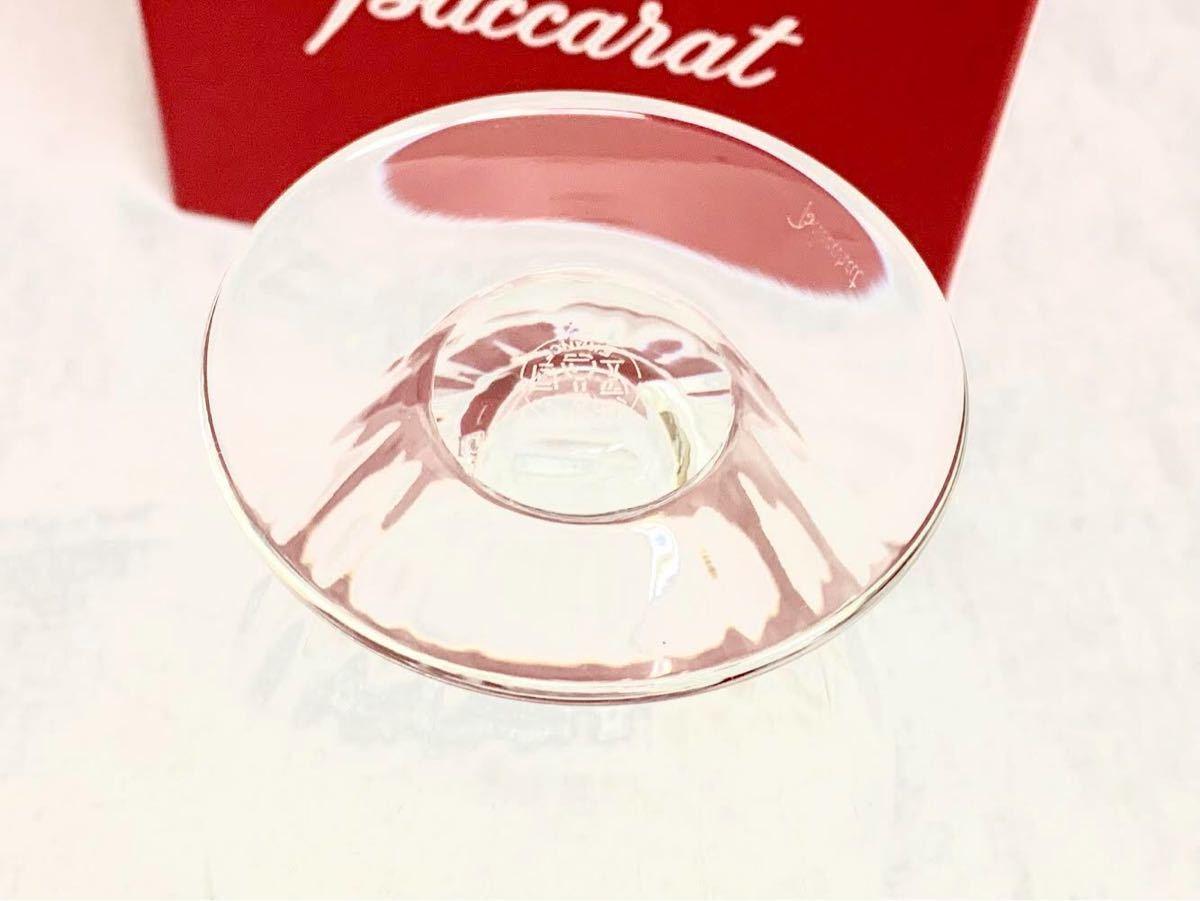 【未使用品】バカラ Baccarat 食器 3点セット ローラ 2012 グローリア 2016 フロール ワイングラス ロックグラス タンブラー クリスタル_画像8