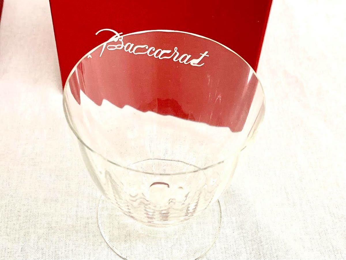 【未使用品】バカラ Baccarat 食器 3点セット ローラ 2012 グローリア 2016 フロール ワイングラス ロックグラス タンブラー クリスタル_画像7