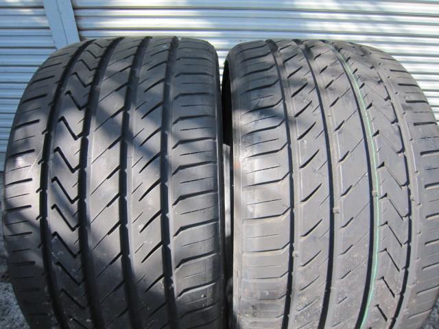 美品 レクサーニ LEXANI LX-TWENTY 295/25R22 2本セット カマロ マスタング ダッジ クライスラー アメ車 レクサス LS etc..._画像2