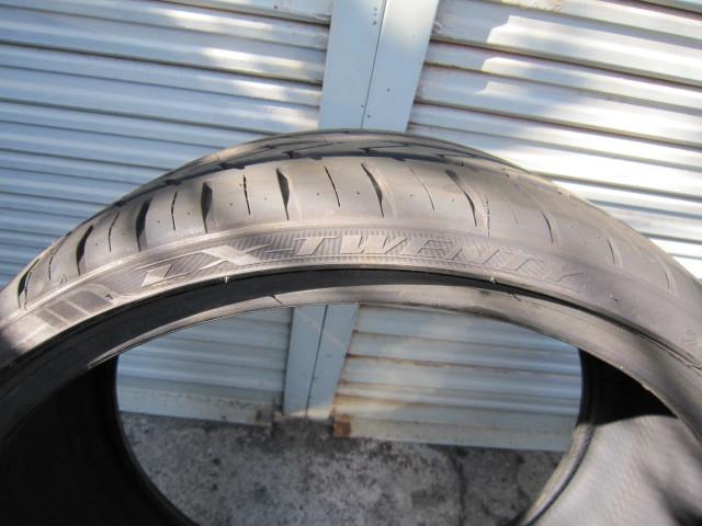 美品 レクサーニ LEXANI LX-TWENTY 295/25R22 2本セット カマロ マスタング ダッジ クライスラー アメ車 レクサス LS etc..._画像5