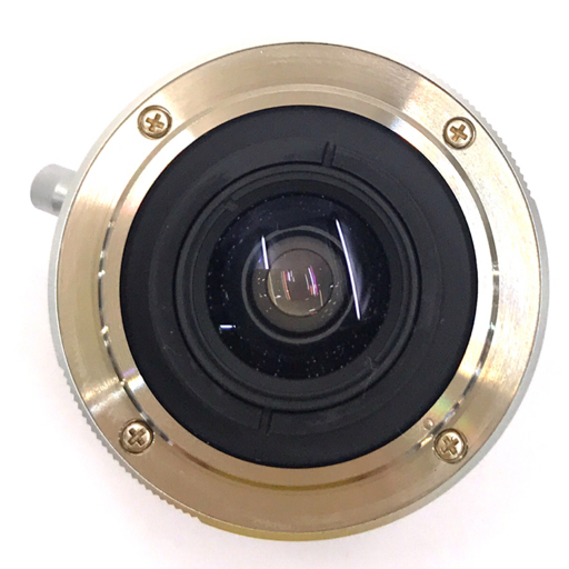 Voigtlander SNAPSHOT-SKOPAR 25mm F4 MC シルバー Leicaマウント フォクトレンダー_画像5