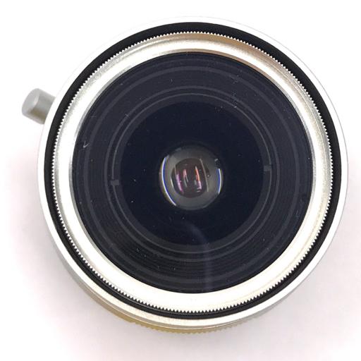 Voigtlander SNAPSHOT-SKOPAR 25mm F4 MC シルバー Leicaマウント フォクトレンダー_画像2