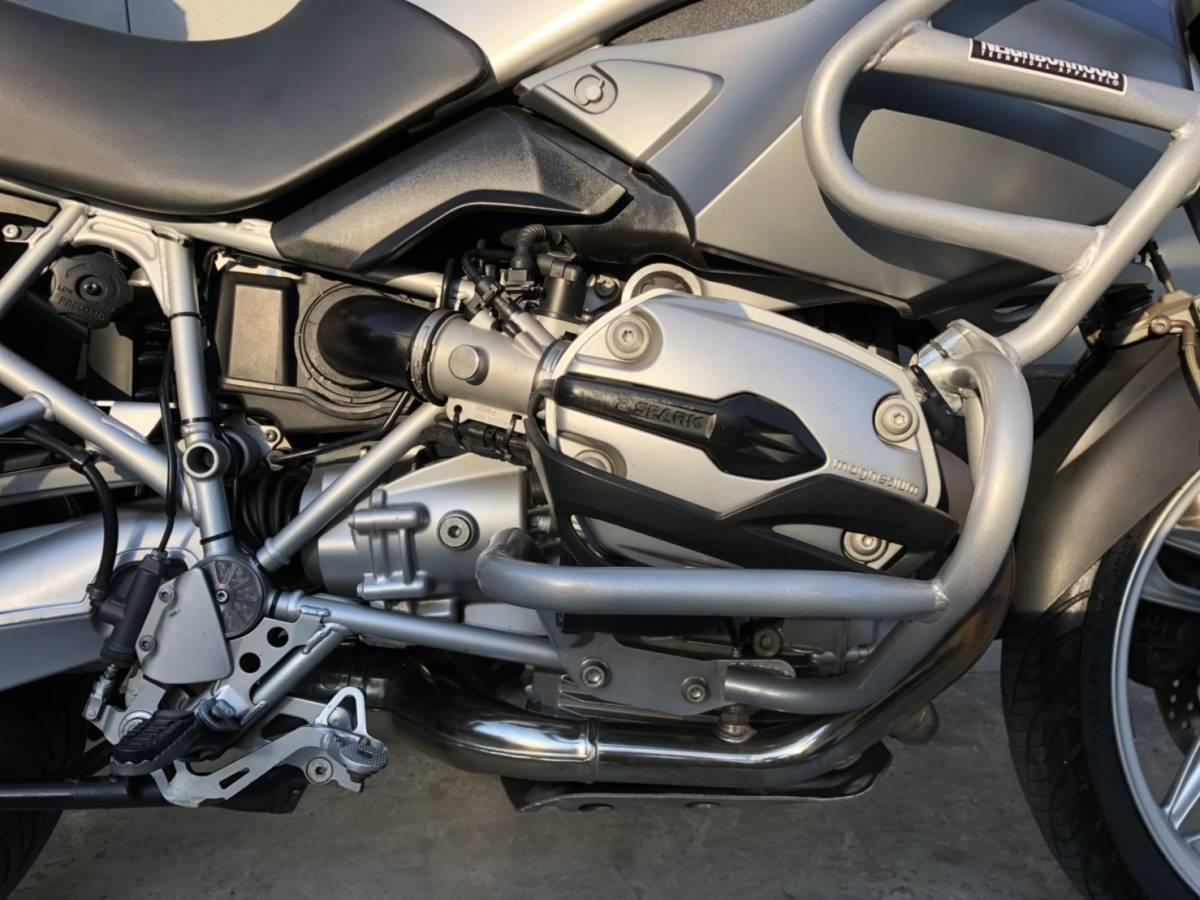 2006年BMW R1200GS!フルパニア!アクラポマフラー付!車検H32.9.28まで!!_画像2