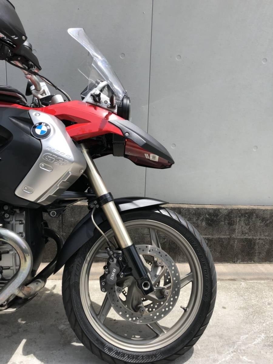 2011年BMW R1200GS!足つきいいです!車検H32.10.23まで!!_画像6