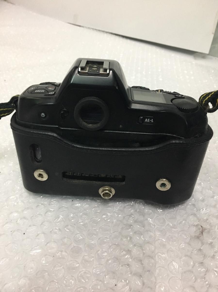 ◇ Nikon ニコン F90 AF NIKKOR 35-135mm 1:3.5-4.5 フィルムカメラ オートフォーカス 一眼レフ カメラ 動作未確認_画像8