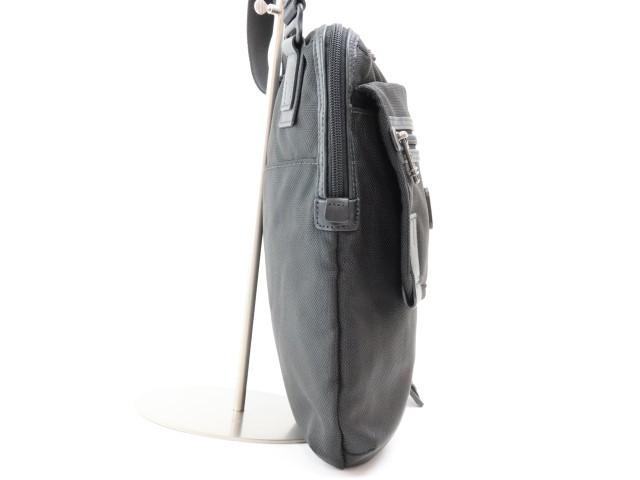U47 トゥミ TUMI 22304DH ナイロン製 メンズ ショルダーバッグ 肩掛け 多機能 ブラック _画像5
