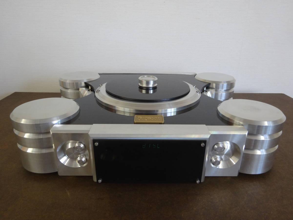 ジャンク BARCLAY DIGITAL CDトランスポート F1x