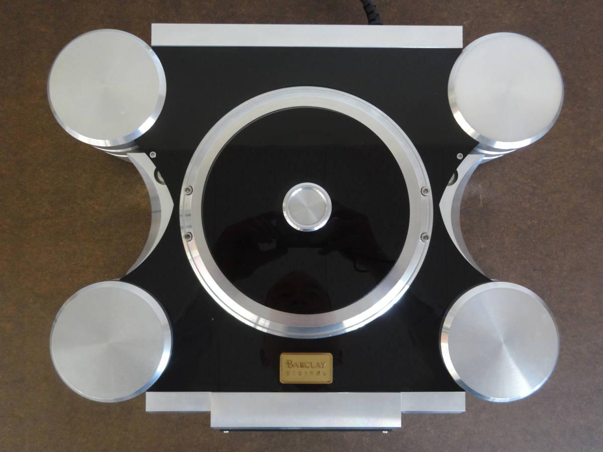 ジャンク BARCLAY DIGITAL CDトランスポート F1x _画像6