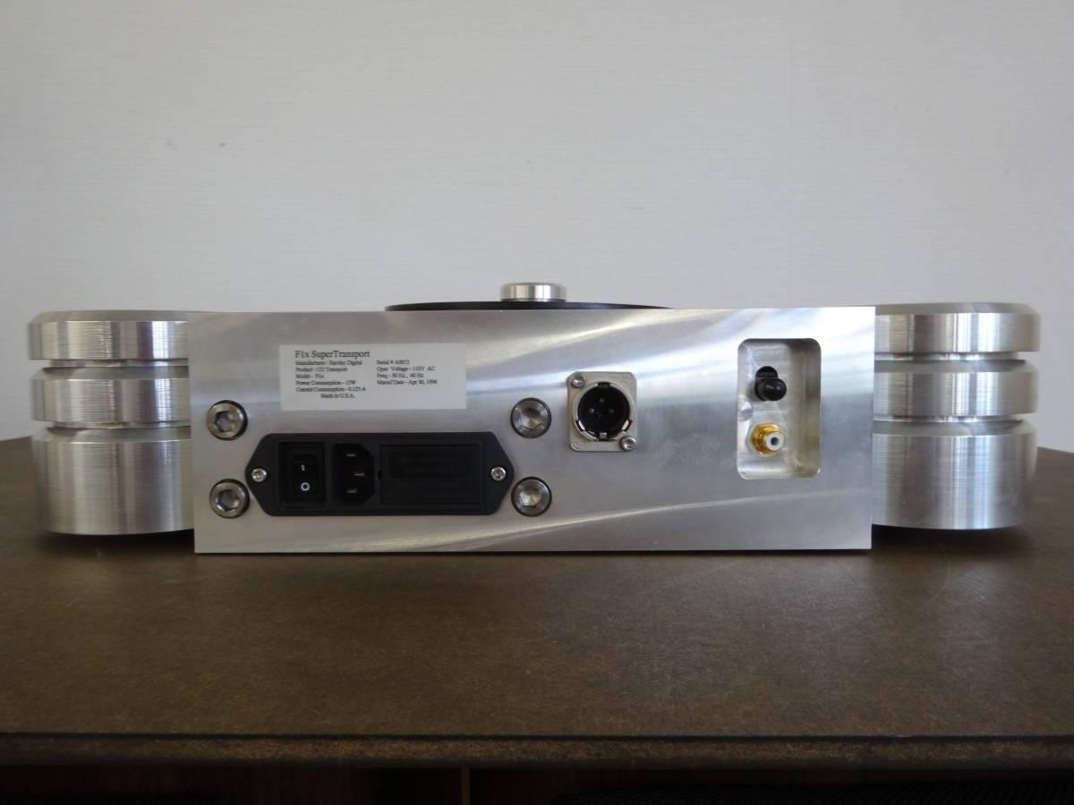 ジャンク BARCLAY DIGITAL CDトランスポート F1x _画像8