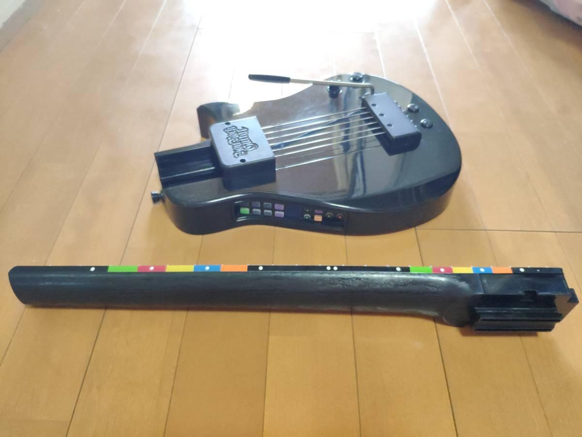 【動作品】 ユーロックギター You Rock Guitar YRG-1000 音源内蔵 MIDI&USBキダータイプコントローラー 状態良好_画像4