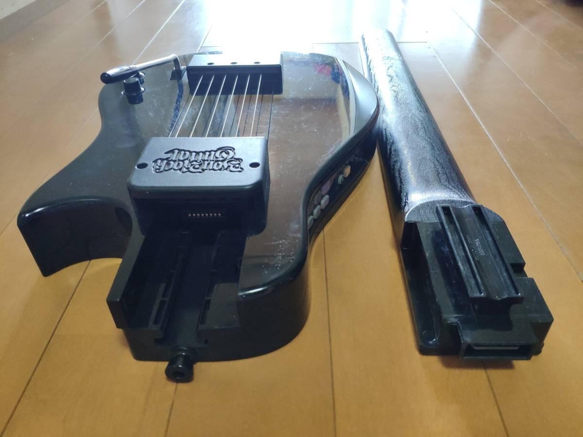 【動作品】 ユーロックギター You Rock Guitar YRG-1000 音源内蔵 MIDI&USBキダータイプコントローラー 状態良好_画像3