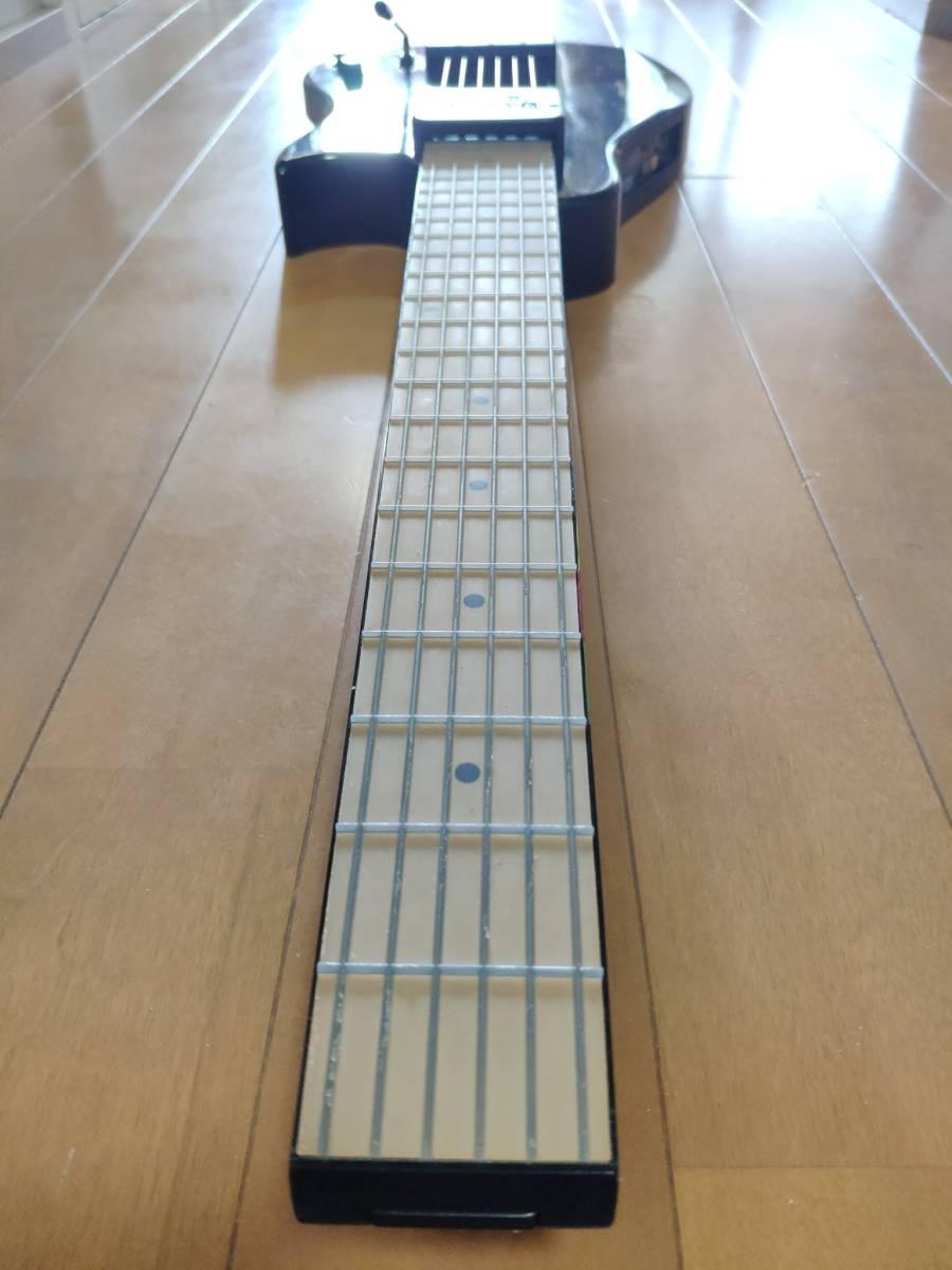 【動作品】 ユーロックギター You Rock Guitar YRG-1000 音源内蔵 MIDI&USBキダータイプコントローラー 状態良好_画像2