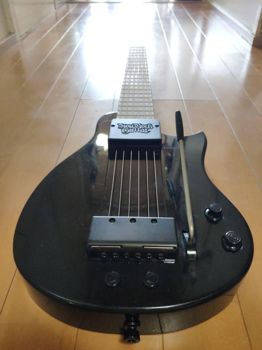 【動作品】 ユーロックギター You Rock Guitar YRG-1000 音源内蔵 MIDI&USBキダータイプコントローラー 状態良好
