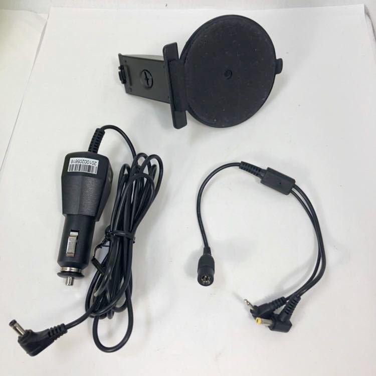 サンヨー Gorilla Lite ゴリラ ライト SSD ポータブルナビゲーション NV-LB50DT 5.0V型 ワンセグ SANYO/カーナビ/5インチ_画像5