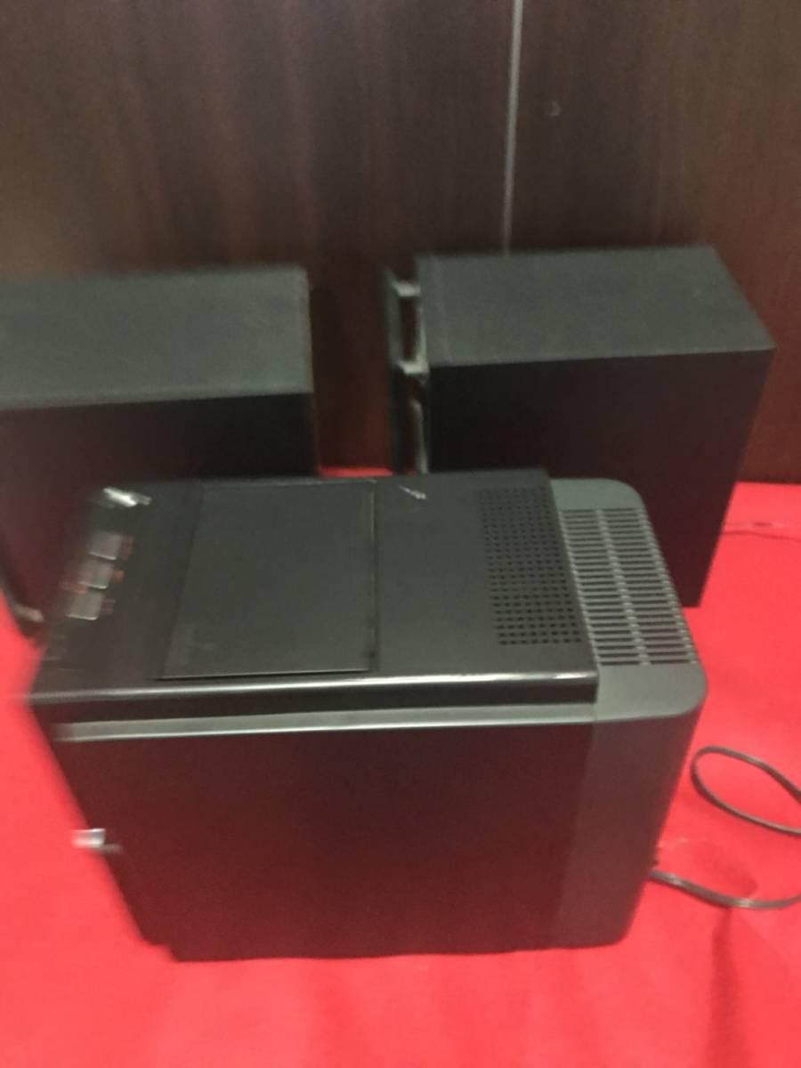 【消費税なし・美中古品】HCD-M35WM/ソニー/SONY/マイクロハイファイコンポーネントシステム/USB/CD/MD/カセットコンポ/SOC_画像5