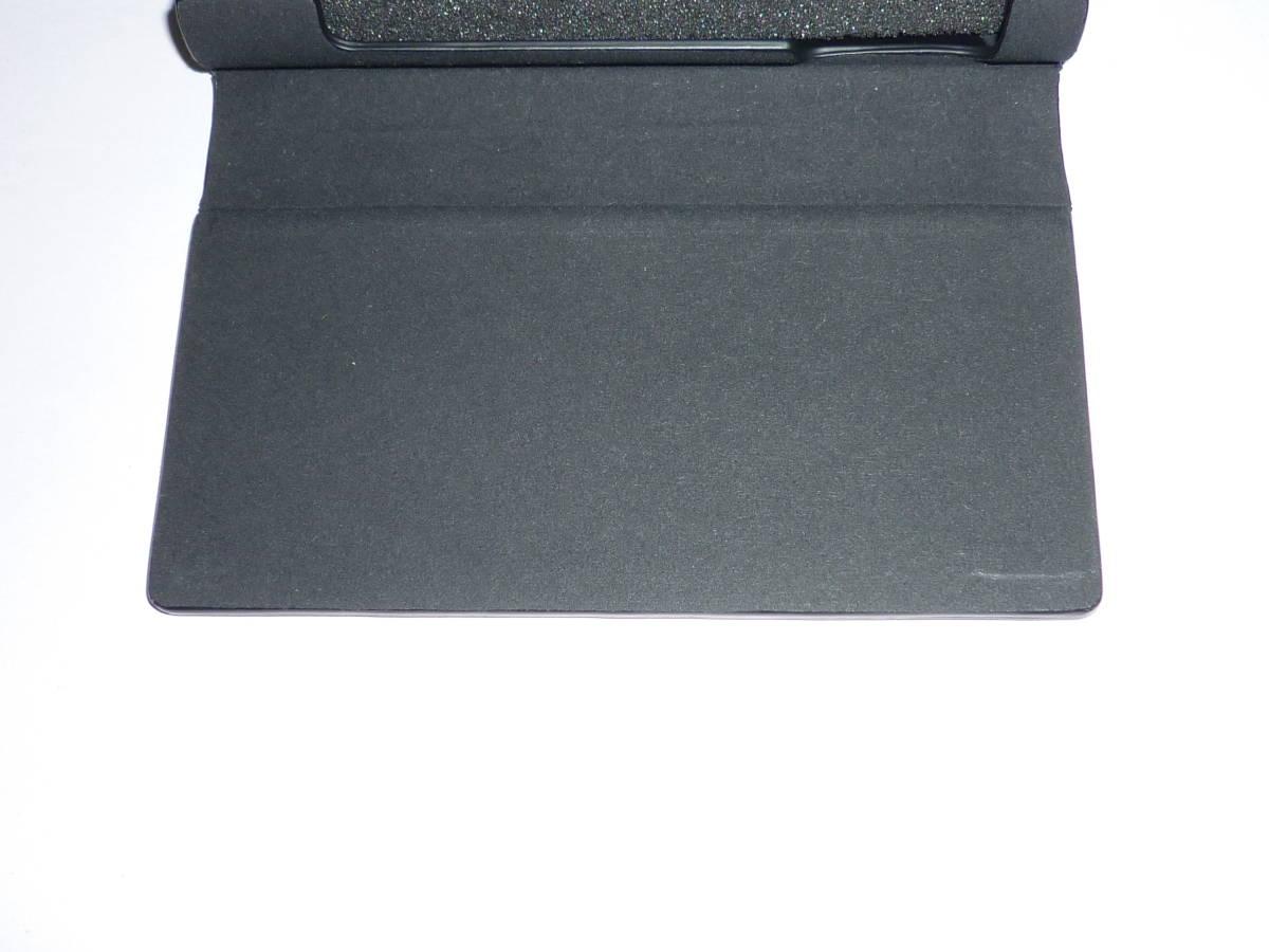 新品同様  ソニー ウォークマン NW-ZX300 64GB ブラック + 新品純正専用レザーケース_画像8