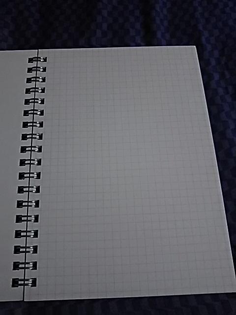 パナソニック Panasonic 東京オリンピック2020 B6サイズ 方眼紙 メモ帳 非売品_画像3