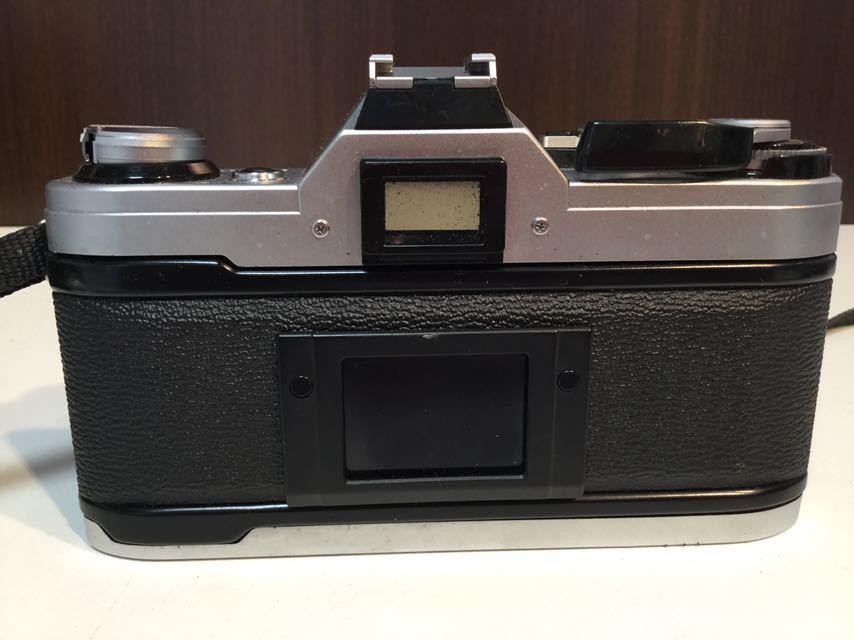 YO03 Canon カメラ AE-1 FD 50mm 1:1.8 キャノン_画像4
