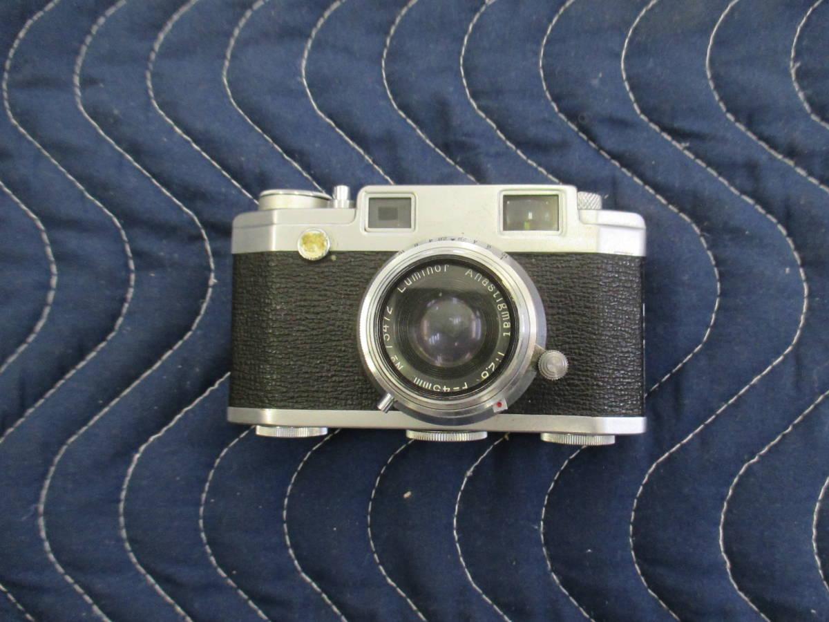 PAX パックス M3 カメラ 1:2.8 F=45mm み6