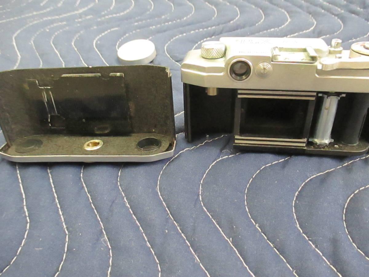 PAX パックス M3 カメラ 1:2.8 F=45mm み6_画像8