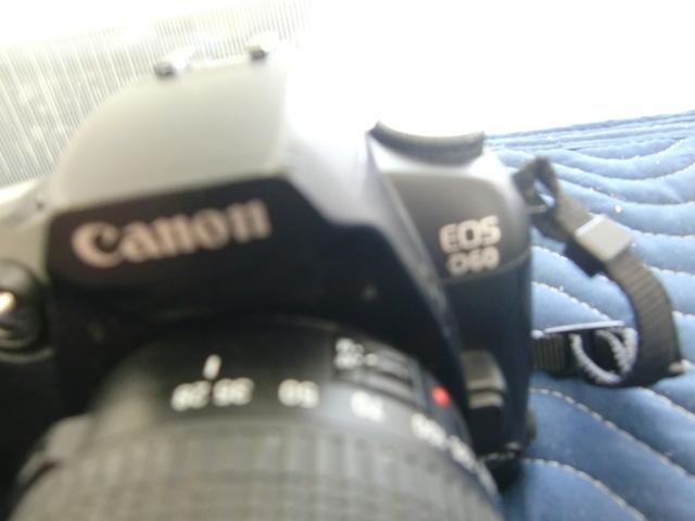 Canon キャノン カメラ EOS D60 レンズ TAMRON AF ASPHERICAL XR 28-300mm 1:3.5-6.3 MACRO 鈴3_画像2
