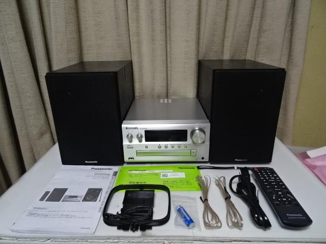 Panasonic パナソニック SC-PMX80 ハイレゾ対応ミニコンポ 展示品 1年保証 TE_画像2