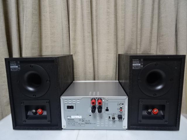 Panasonic パナソニック SC-PMX80 ハイレゾ対応ミニコンポ 展示品 1年保証 TE_画像6