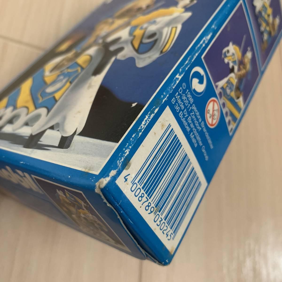 playmobil プレイモービル 3024 中世 ゴールデン騎士 絶版★未開封_画像3
