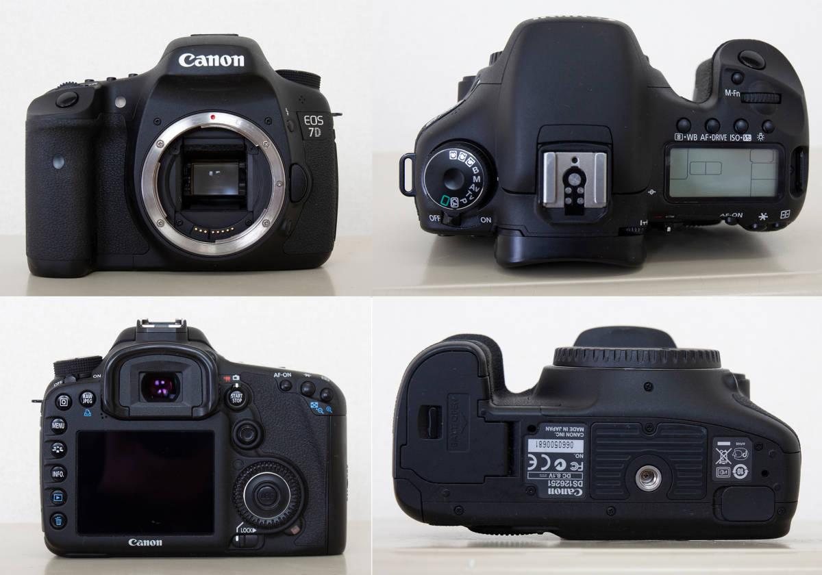 Canon EOS 7D タムロン18-400F/3.5-6.3DiⅡVCHLD NEEWER NW680_画像2