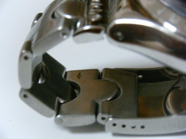 ★スイス腕時計Swatch ironyクロノグラフ Swiss スイス腕時計本物可動品 送料全国360円  _画像6